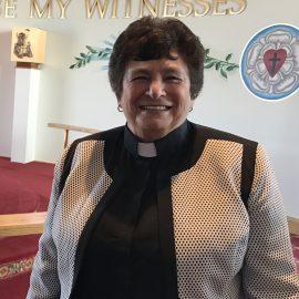 Pastor Flora Hartford
