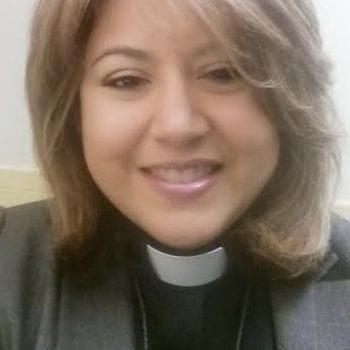 Pastor Patricia Avila